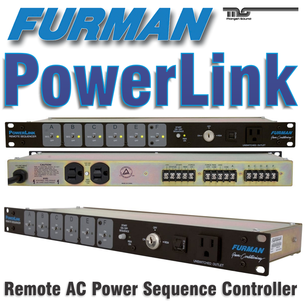 Light Sequence Controller: Fuhrman PowerLink Remote AC Power