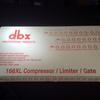 dbx 166 XL