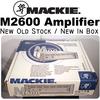 Mackie M2600